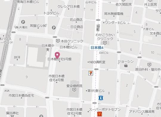 happymam地図